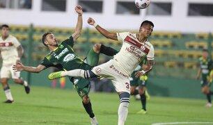 Universitario empató 1-1 con Defensa y Justicia y logró su primer punto en la Copa Libertadores [VÍDEO]