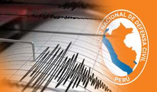 Sismo de 5.6 en Ica: Defensa Civil no ha reportado daños personales ni materiales