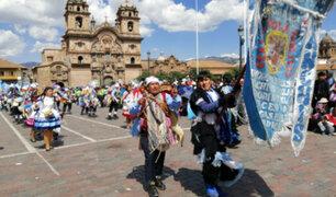 Cusco: devotos celebraron festividad del Corpus Christi de forma peculiar