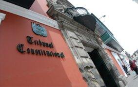Magistrados del TC: CIDH insta al Congreso a acatar decisiones judiciales relacionadas con elección