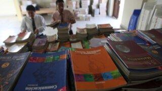 Indecopi multa con más de S/ 25 millones a empresas que se repartieron mercado de textos escolares