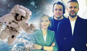Rusia enviará actores para rodar la primera película en el espacio