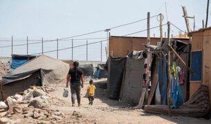 INEI: por crisis sanitaria pobreza aumenta y alcanza a casi 9.8 millones de personas