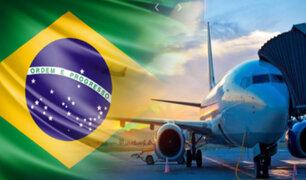 Brasil prohíbe entrada de extranjeros procedentes de India