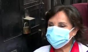 Perú Libre: Dina Boluarte niega indulto a Antauro Humala