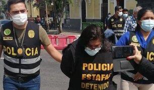El Agustino: Fiscal fue timado por más de S/10 mil con el cuento de la maleta retenida