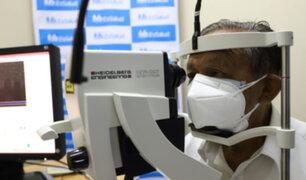 Hospital Rebagliati realizó cerca de 900 cirugías oftalmológicas en lo que va de la pandemia