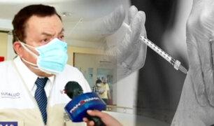 Jeringas vacías: el testimonio de las personas afectadas durante el proceso de vacunación