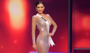 Janick Maceta y su poderosa presentación por la que mereció ganar el Miss Universo 2021