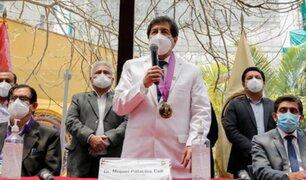 Covid-19: CMP cuestiona comisión que pretende investigar beneficios del dióxido de cloro