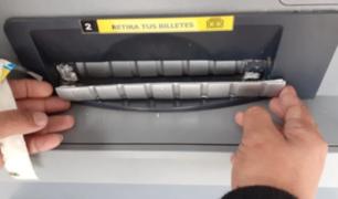 Regletas en cajeros automáticos: ¿cómo darse cuenta de esta modalidad de robo?