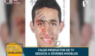 Denuncian a falso productor de TV por tocamientos indebidos y acoso sexual a jóvenes