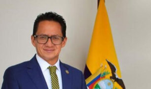 Ecuador: Defensor del Pueblo es detenido tras ser acusado de abuso sexual