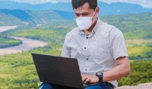 MTC: más de 1,000 comunidades de nuestra Amazonía tendrán Internet satelital este año
