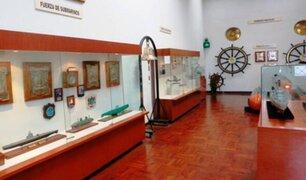 Marina de Guerra pone en funcionamiento plataforma interactiva para recorrer  Museos Navales