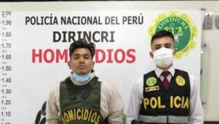 San Isidro: delincuente que asesinó a fiscalizador cayó cuando robaba autopartes de vehículos