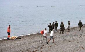 Túnez: 50 personas mueren ahogadas al naufragar un bote que salió de Libia