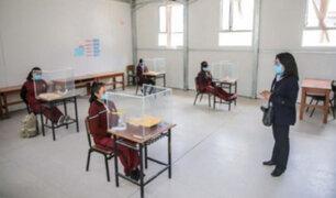 Minedu: cinco regiones más evalúan volver a abrir escuelas para el mes de junio