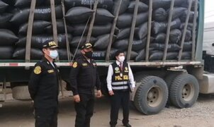 Cae banda que robó camión con 354 sacos de arroz en Chiclayo