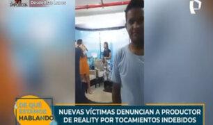 Nuevas víctimas denuncian a falso productor de TV por tocamientos indebidos