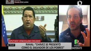 """Diputado venezolano exiliado: """"Chávez se presentó como el salvador de los pobres"""""""