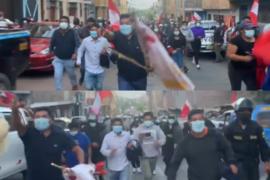 Instituto Prensa y Sociedad rechaza ataques de simpatizantes de Pedro Castillo contra periodistas