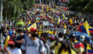 Colombia registra pérdidas por US$ 2.780 millones, a 23 días del inicio del paro nacional