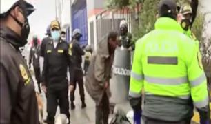 Vecinos de La Victoria piden más operativos para erradicar la inseguridad de las calles