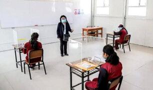 Gobierno aprueba estrategia para retorno del año escolar 2021-2022