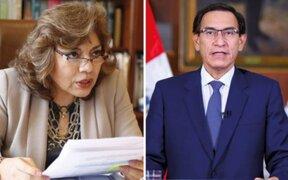 Fiscal de la Nación denunció a Martín Vizcarra por caso 'Richard Swing'