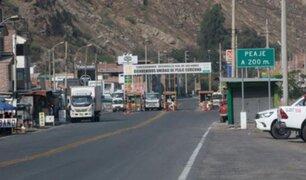 Sagasti: Nueva Carretera Central se llamará Daniel Alcides Carrión en homenaje al personal sanitario