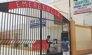 Bebé de un año murió por Covid-19 en hospital de Trujillo