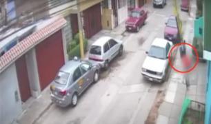 Breña: vecinos afirmaron que trabajador que murió tras caer de escalera no portaba arnés