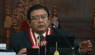 Acción Popular presenta moción para que Congreso exija renuncia del titular del JNE