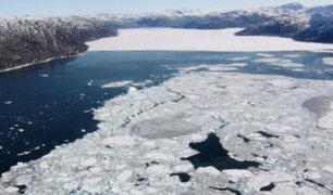 Estudio revela que hielo marino del Ártico sufre un proceso de atlantificación