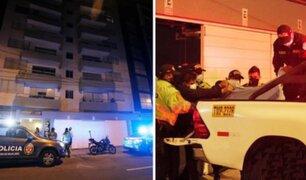 Miraflores: madre de familia falleció tras caer del séptimo piso de un edificio
