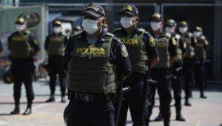 Cerca de 500 policías resguardarán debate entre Perú Libre y Fuerza Popular