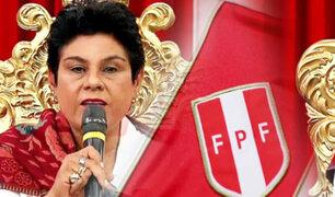 """Norma Yarrow: """"Vayamos a votar con la camiseta del Perú"""""""