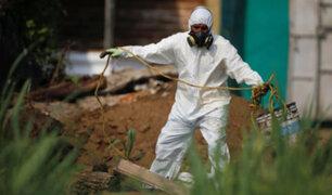 ¡Macabro hallazgo!: Encuentran 14 cadáveres en casa de expolicía acusado por feminicidio