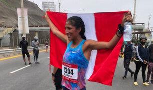 Jovana de la Cruz: atleta peruana clasificó a los Juegos Olímpicos Tokio 2020