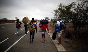 Tumbes: más de 500 extranjeros fueron intervenidos por ingresar de forma irregular al país