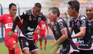 Sport Boys venció por 1 a 0 al Sport Huancayo  en la Liga 1