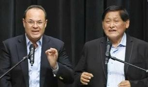 Debate JNE: Fuerza Popular y Perú Libre expusieron sus propuestas para el sector económico