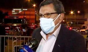 """Cevallos: Fuerza Popular manejó debate técnico """"con más cancha"""""""