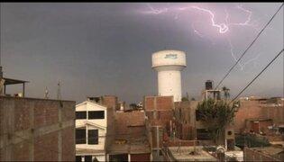 [FOTOS] Así fue captada la tormenta en Lima y Callao