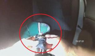 Policías confunden cenizas de bebé fallecida con drogas durante operativo