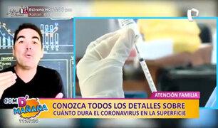 """Loret de Mola en D'Mañana: """"se necesita vacunar 71 mil al día para cumplir meta del gobierno"""""""