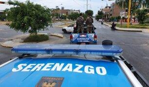 SMP: vecinos que viven cerca a cuadra 33 de Av. Perú denuncian nulo patrullaje de serenazgo