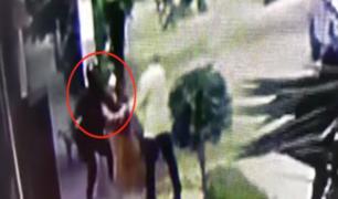 SJM: ladrón tumbó al suelo a anciana y le fracturó el brazo pese a que no puso resistencia