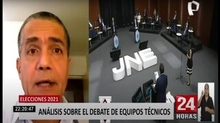 Fuerza Popular brindó propuestas más contundentes durante el debate, según el analista Iván García